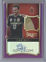 Juan Mata #23/25