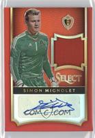 Simon Mignolet #/20