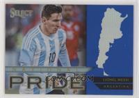 Lionel Messi #/299