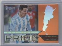 Lionel Messi /149