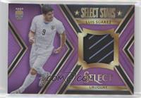Luis Suarez #/25