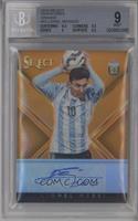 Lionel Messi /25 [BGS9]