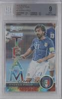 Andrea Pirlo /30 [BGS 9 MINT]