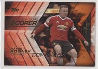 Wayne Rooney #/11
