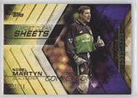 Nigel Martyn #/50