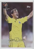 Iker Casillas #/25