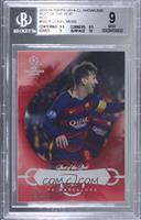 Lionel Messi [BGS9MINT] #/25