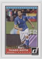 Thiago Motta (Team Italy) #/299