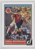 James Rodriguez (Team Columbia) #/99