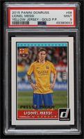 Lionel Messi (Base) [PSA9MINT] #/99