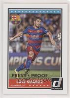 Luis Suarez (Base) #/99