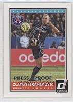 Zlatan Ibrahimovic #/199