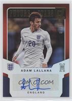 Adam Lallana #/99