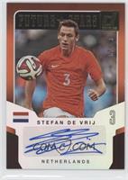 Stefan de Vrij #/99