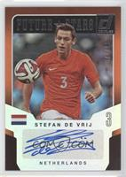 Stefan de Vrij [Noted] #/199