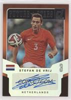 Stefan de Vrij #/199