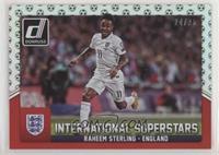 Raheem Sterling #/25