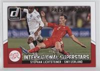 Stephan Lichtsteiner #/99