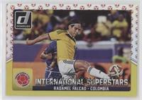 Radamel Falcao #/49