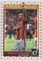 Wesley Sneijder #/49