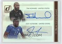 Jozy Altidore, Tim Howard /100