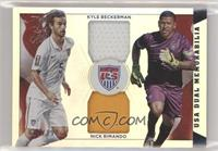 Nick Rimando, Kyle Beckerman [Noted] #89/199