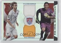 Nick Rimando, Kyle Beckerman /199
