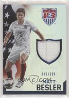 Matt Besler [EX to NM] #/299