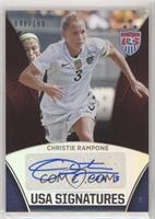 Christie Rampone #/199