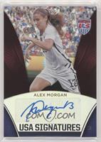 Alex Morgan #/99