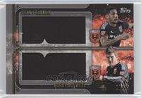 Bobby Boswell, Sean Franklin /25