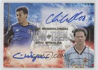 Chris Wondolowski, Eric Wynalda /25