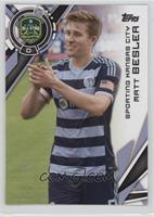 Base - Matt Besler (Striped Blue Jersey)