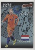 Global Reach - Wesley Sneijder