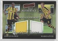 Adrian Ramos, Mario Gotze #/99