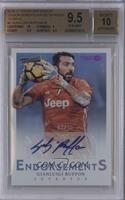 Gianluigi Buffon /30 [BGS 9.5 GEM MINT]
