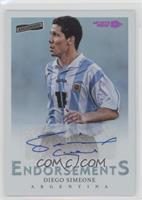 Diego Simeone #28/30