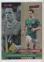 Javier Hernandez #/99