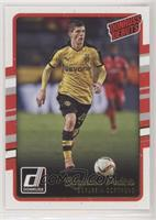 Donruss Debuts - Christian Pulisic
