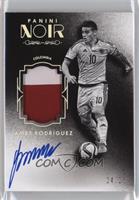 James Rodriguez #/25