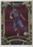 Field Level - Luis Suarez #/20