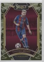 Field Level - Lionel Messi #/20