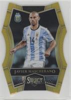 Mezzanine - Javier Mascherano #/10