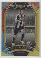 Field Level - Gonzalo Higuain [EX to NM] #/30
