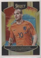 Terrace - Wesley Sneijder #/30