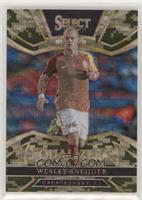 Wesley Sneijder #/20