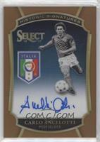 Carlo Ancelotti #/35
