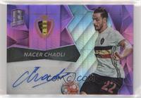 Nacer Chadli #/25