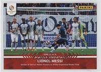 Lionel Messi #/351