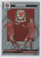 Aaron Ramsey, Gareth Bale